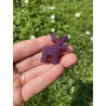 MINIMALI fialový