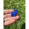 MINIMALI modrý