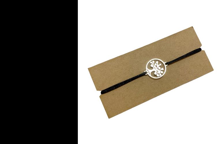 Šňůrkové náramky - minimalistický doplněk, který musíte mit!